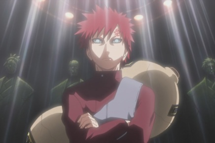 Gaara's Friendship! Getting Promoted – Naruto Shippuden413