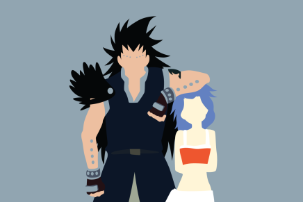 26 Minimalist Fairy Tail Wallpapers