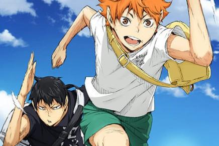 Read Haikyuu!! (Manga)
