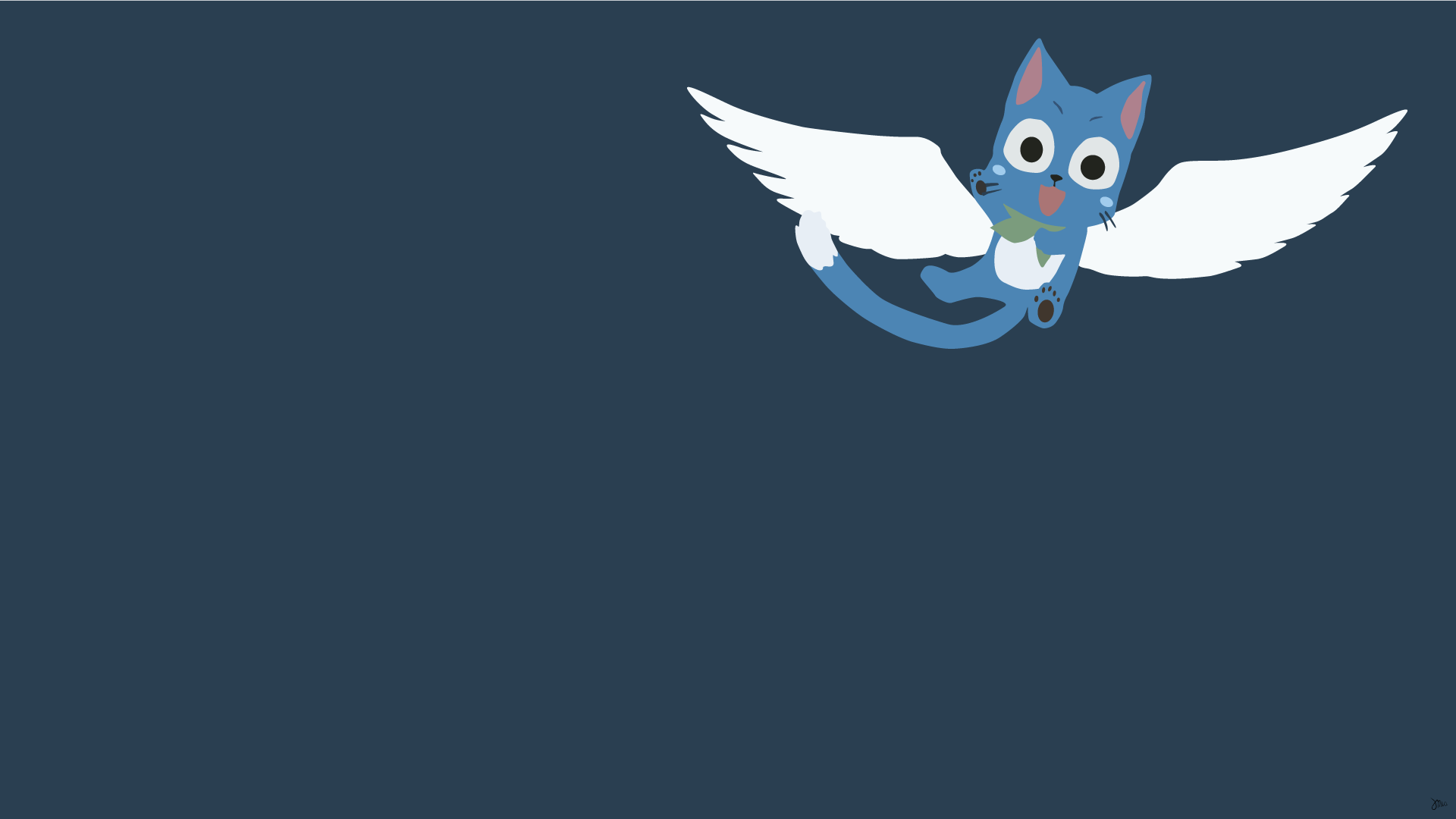 fairy tail minimalist wallpaper - photo #5