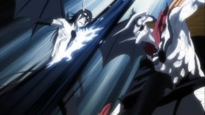 Hollow Ichigo vs Ulquiorra Bleach