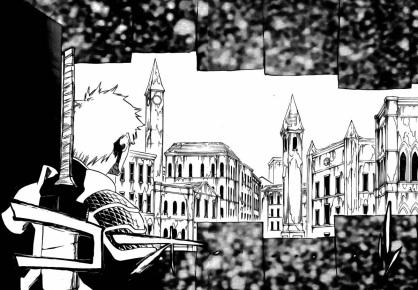 Ichigo arrives at Soul Palace