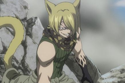Laxus vs Tempesta! Nine Demon Gates – Fairy Tail234