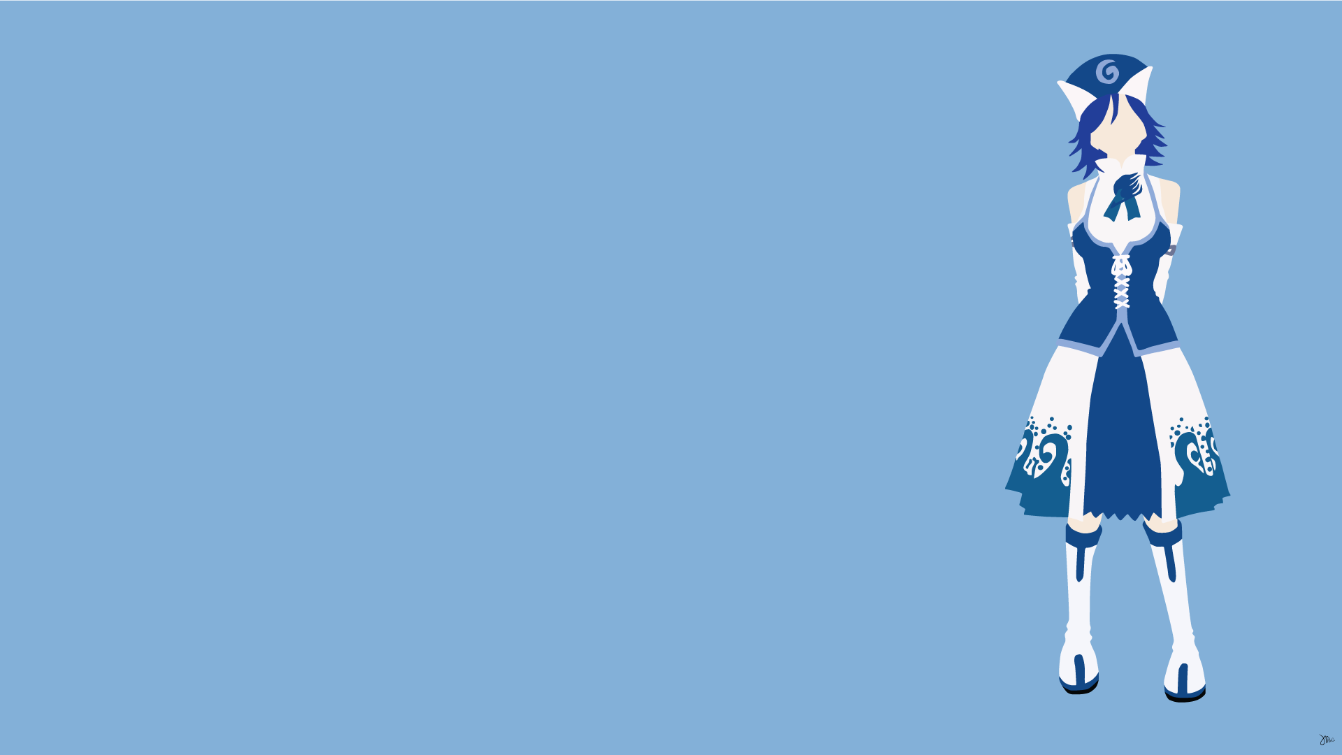 fairy tail minimalist wallpaper - photo #8