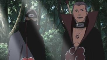 Kakuzo and Hida appear for Fuu