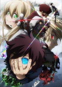 Kekkai Sensen Blood Blockade Battlefront Poster
