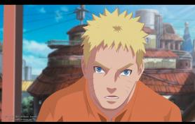 Naruto Gaiden 2 Naruto by kisi86