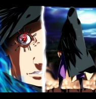 Naruto Gaiden 3 Mysterious man by slavo19