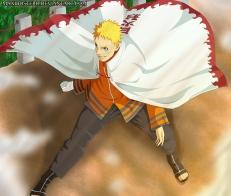 Naruto Gaiden 3 Naruto by maxibostero