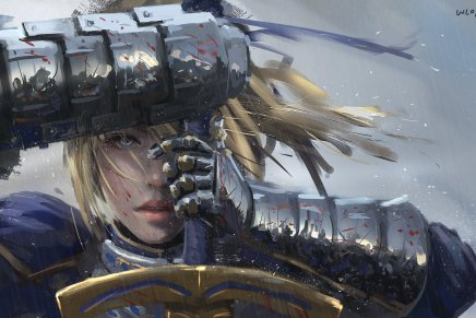 My Sword Is My Will –Saber