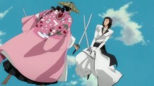 Shunsui vs Starkk