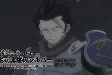 Atlas Flames! Absolute Zero Silver – Fairy Tail232