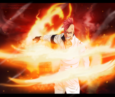 Bleach 630 Bazz B Burner Finger 2 by khalilxpirates