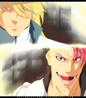 Bleach 630 Jugram vs Bazz-B by designerrenan