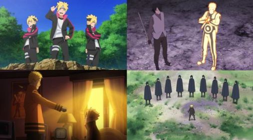 Boruto Naruto the Movie Trailer Images