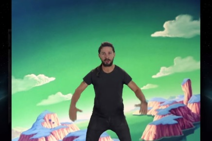 Shia LaBeouf Motivational Speech (Anime Edition)