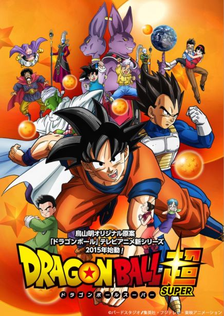 Watch Dragon Ball Super (Anime)