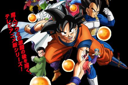 Dragon Ball Super Visuals andCharacters