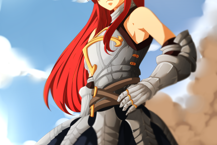 Erza Seventh Master! Doranbolt is Mest – Fairy Tail 438