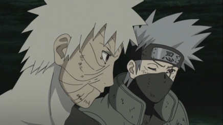 Obito and Kakashi's Past! Madara's Mangekyou – Naruto Shippuden 415