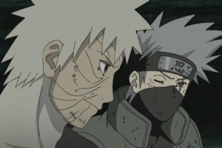 Obito and Kakashi's Past! Madara's Mangekyou – Naruto Shippuden415