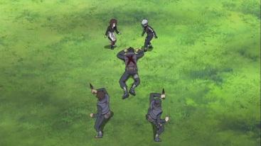 Kakashi Rin betrayed