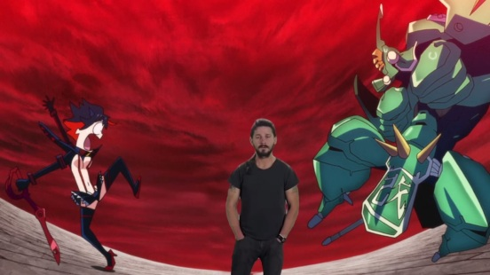 Kill La Kill Shia LaBeouf