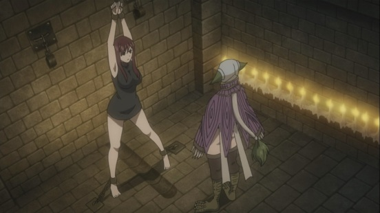 Kyouka Tortures Erza
