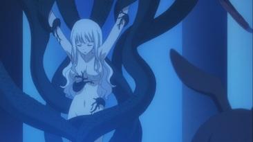 Mirajane turned into Demon