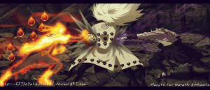 Naruto 674 All or Nothing Naruto Sasuke Madara by IITheYahikoDarkII