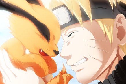 We Are Forever – Naruto and Kurama