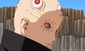 Naruto Gaiden 5 Unknown Uchiha by carl1tos