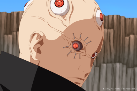 Revival of Akatsuki! Uchiha Attack – Naruto Gaiden5