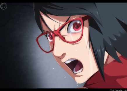 Karin is Sarada's Mother! Orochimaru's Hideout – Naruto Gaiden 7