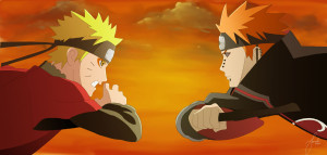 Top 5 Naruto Battles