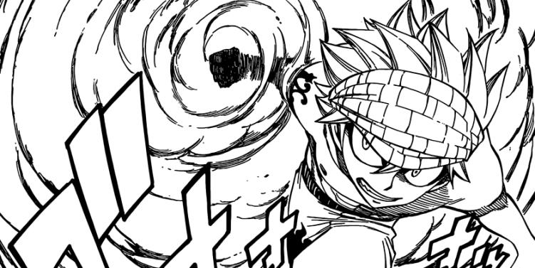 Natsu's Fists
