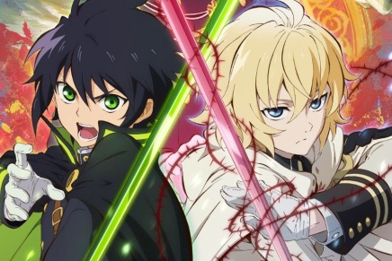 Seraph of the End (Season 1) Review