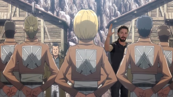 Shiaf Attack on Titan
