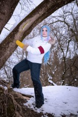 Vivi Drum Kingdom Cosplay by jibril-cosplay