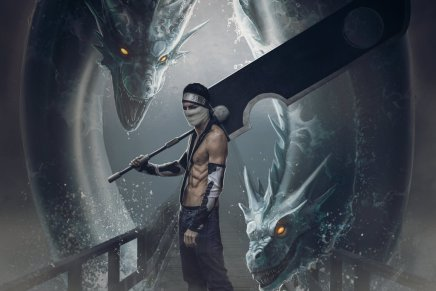 Water Dragon Bullet Technique – Zabuza Momochi