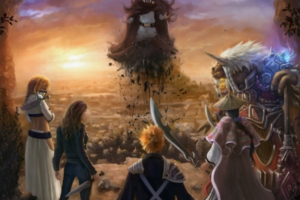 A World In Conflict – Bleach and World of Warcraft Crossover