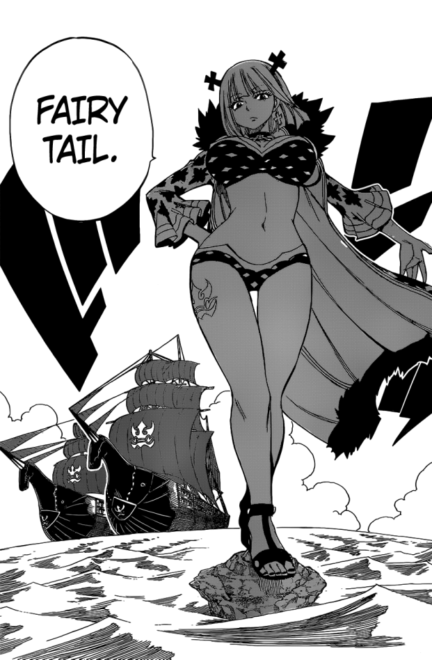 Brandish Fairy Tail
