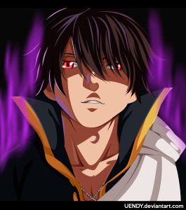 Fairy Tail 436 Zeref by uendy