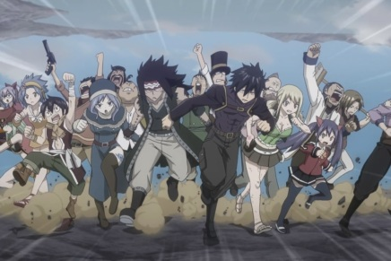 Zeref Appears! Fairy Tail Alive – Fairy Tail 241