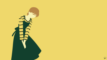 Fujimura Taiga Fate Stay Night Minimalist Wallpaper by greenmapple17