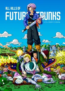 Future Trunks Kills by albertocubatas