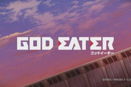 Utsugi Lenka! God Arc – God Eater1