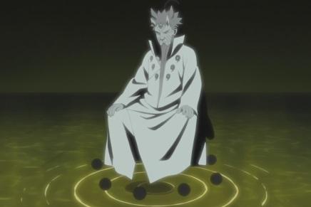 Madara vs Guy! Hagoromo Otsutsuki – Naruto Shippuden420