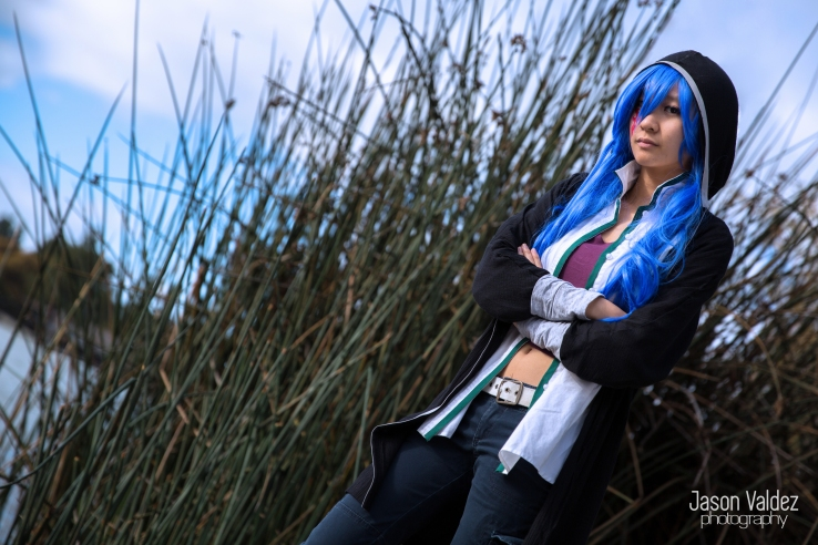 Jellal Fernandes Female Cosplay by AiYeeCosplay