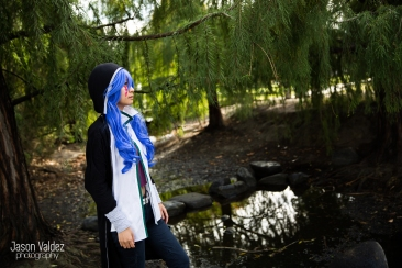 Jellal Fernandes Female Fairy Tail Cosplay by AiYeeCosplay